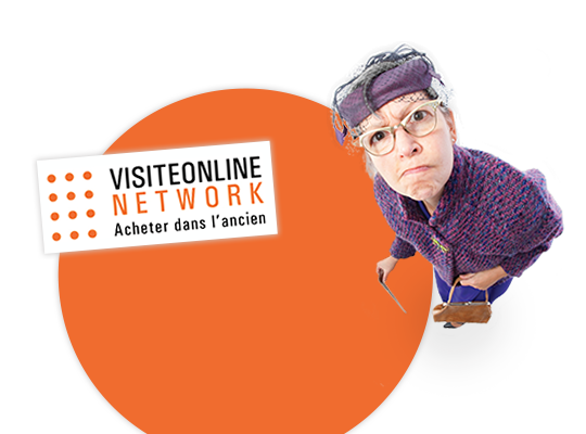 VisiteOnline Network ancien